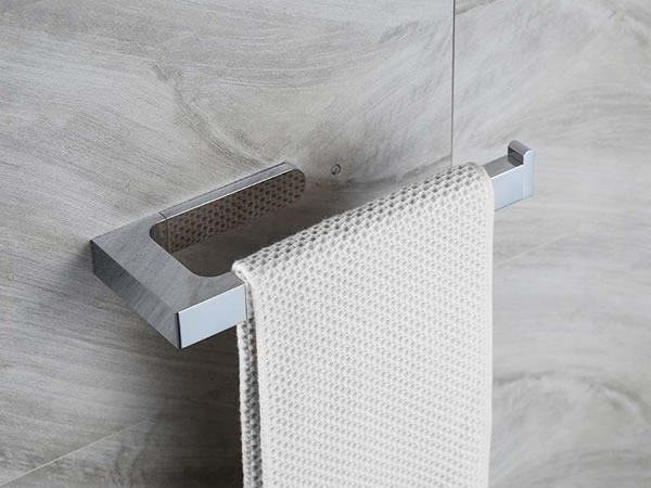 What Kinds Of Materials Are Available In The Towel Rail?