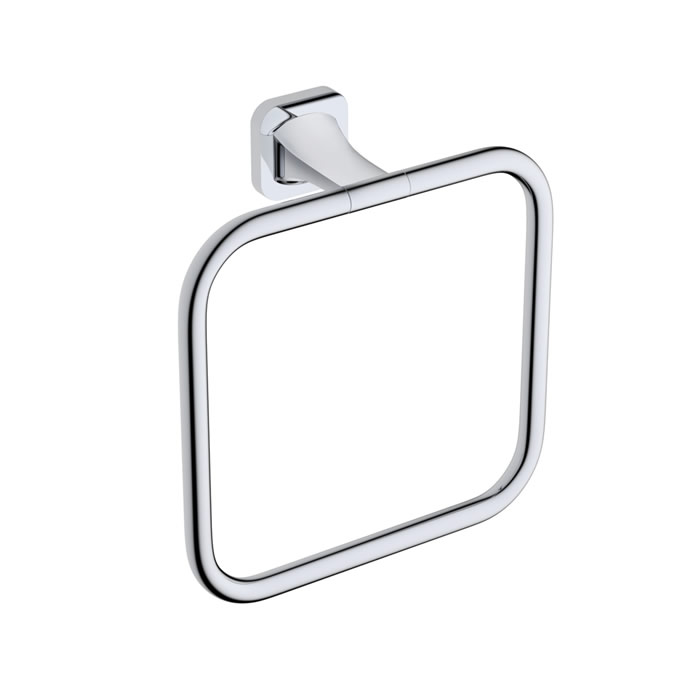 Wall Mount Bathroom Towel Ring 3904