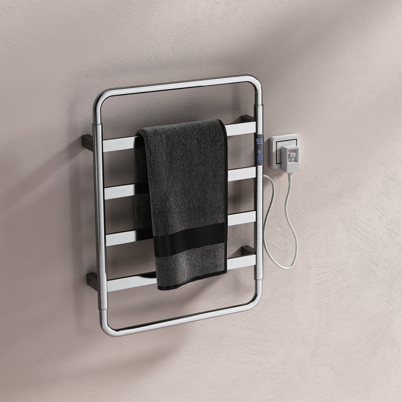 Heated Towel Rack 4 Bar 2201