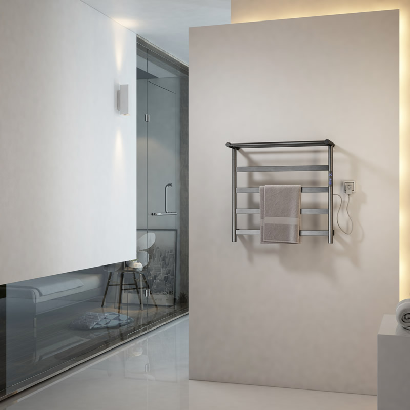 Heated Towel Rack 4 Bar 4402