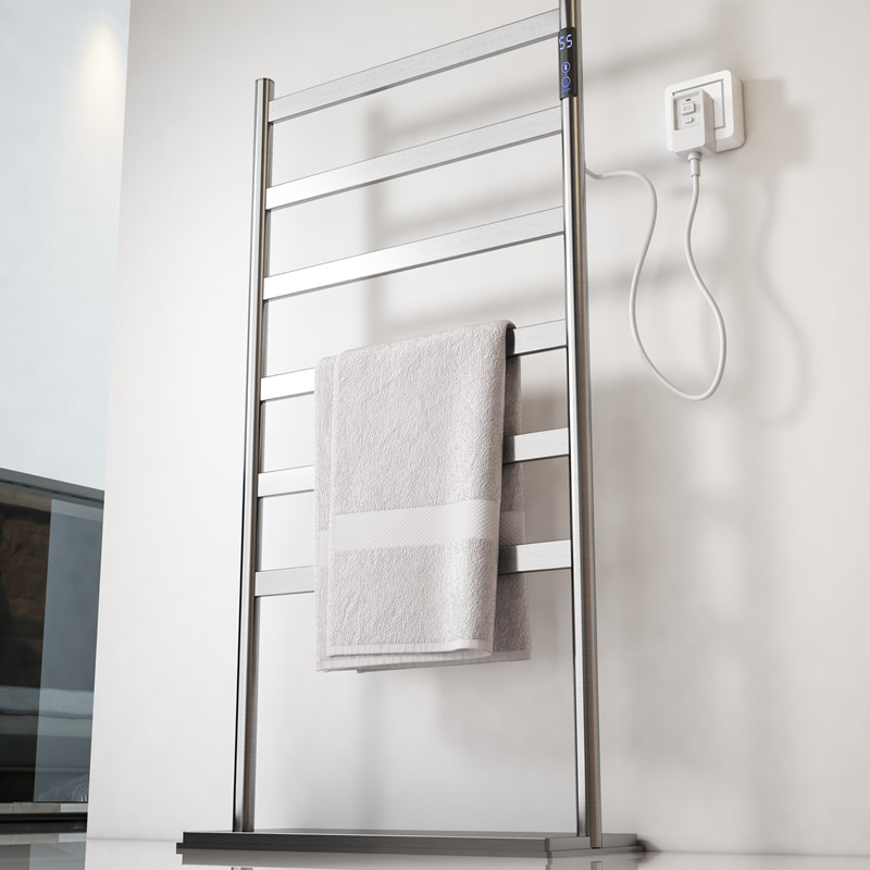 Free Standing Heated Towel Rack 4406