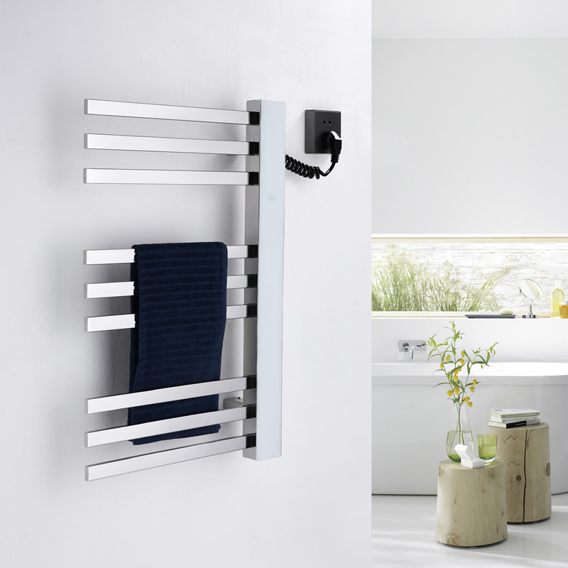 Heated Towel Rack 9 Bar 6601